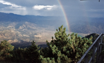 Breckenridge Lookout_4, Rainbow View, CA 2004