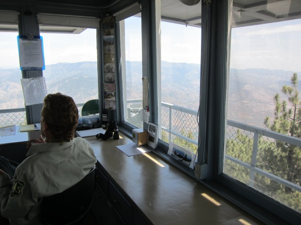 Breckenridge Lookout_6, Laurie, 2014