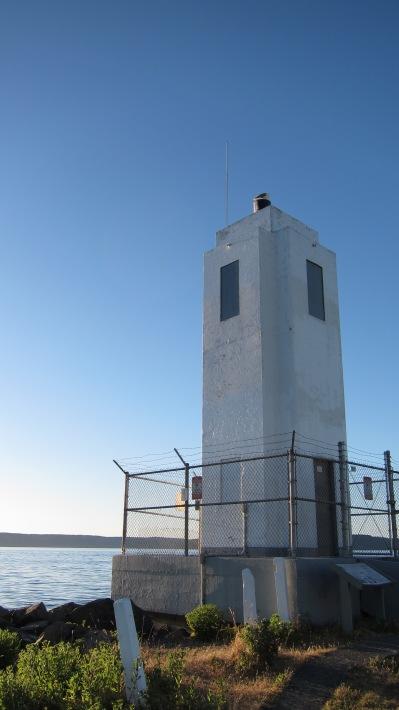 Brown's Pt Lighthouse, 2010, photo by JMGatlin