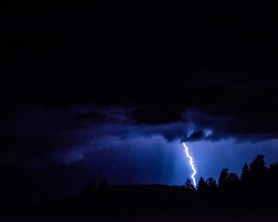 Lightning, Conifer, CO (2)