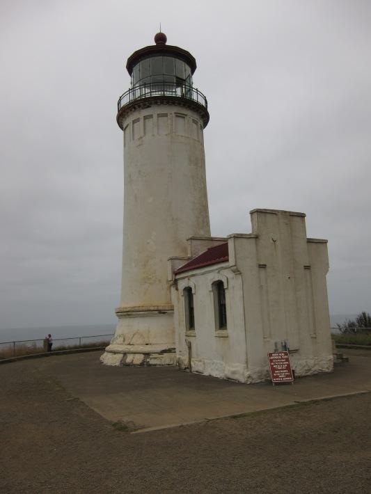 North Head Lighthouse, WA coast, 2010, by JMGatlin