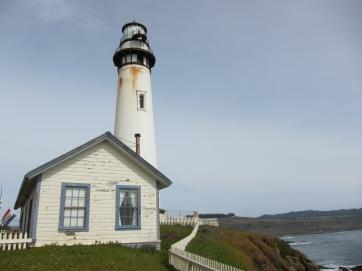 Pigeon Point Lighthouse, 2011, by JMGatlin