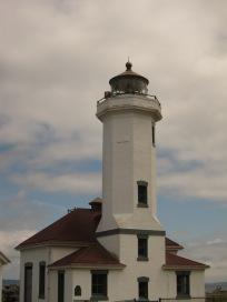 Port Townsend Lighthouse, WA, 2010 by JMGatlin