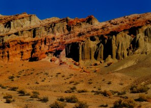 Red Rock Canyon SP, CA,